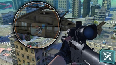 Screenshot for Sniper Ops : Justice Angel in Hong Kong App Store