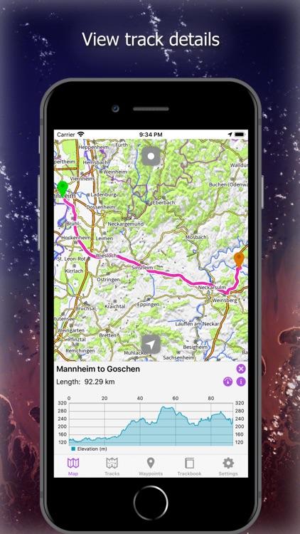 GPX Viewer PRO screenshot-4