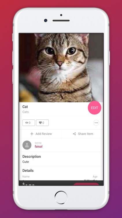iPets - Find Pets Marketplace screenshot-3
