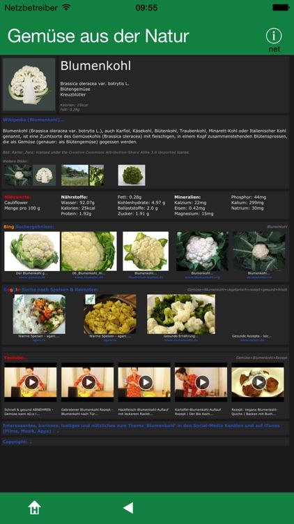 Gemüse aus der Natur screenshot-3