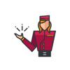 Boogygames Studios - Hotel Essentials Stickers artwork
