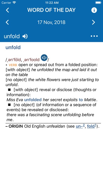 Oxford American Dictionary screenshot-3