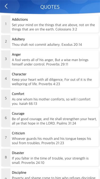 ASV Bible Offline screenshot-5
