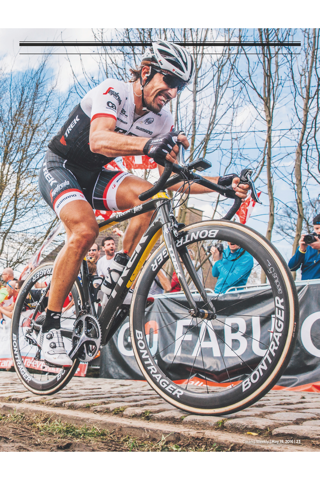 Cycling Weekly Magazine INT - náhled