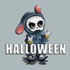 Kai Reun Leow - Halloween Halloween Stickers artwork