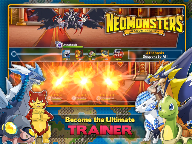 ‎Neo Monsters Screenshot