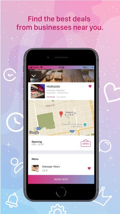beConnect - Booking App screenshot-3