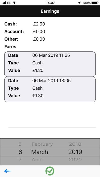 UK Taxi Buddy screenshot-5