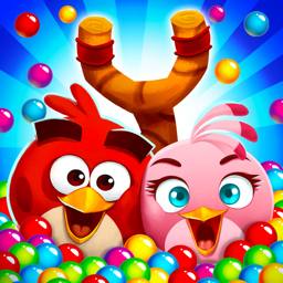 Ícone do app Angry Birds POP!