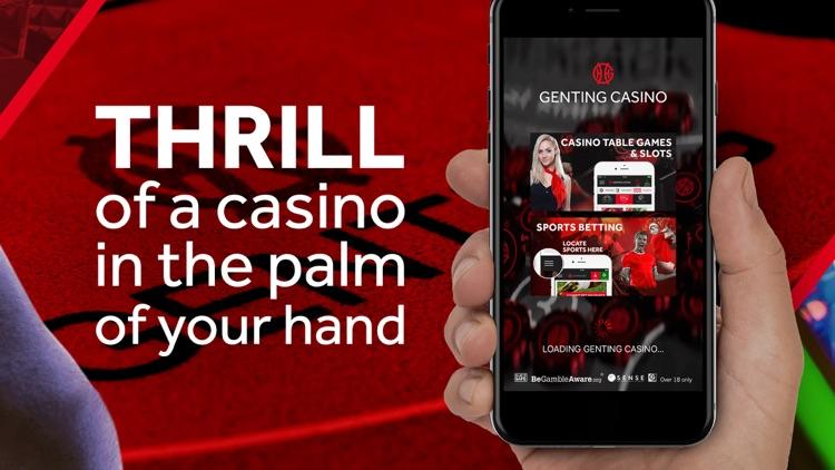 Genting: Real UK Online Casino screenshot-3