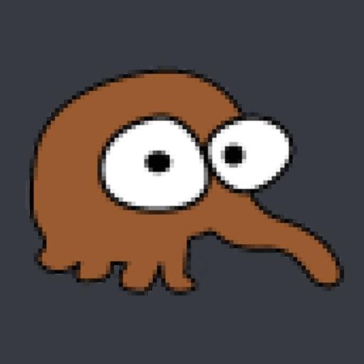 Brown Octopus Karate