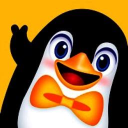 萌萌的企鹅 Sticker