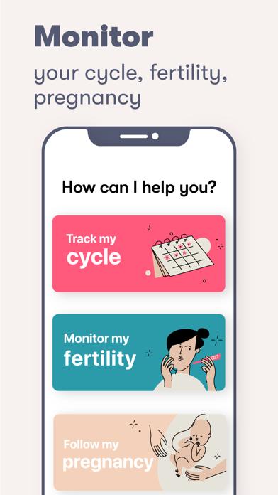 Flo Period Tracker & Calendar Screenshot