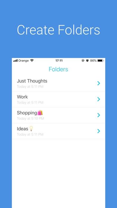 Aldona Notes app image