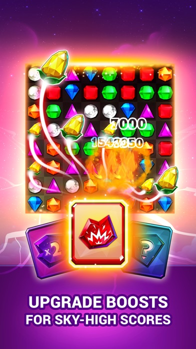 Bejeweled Blitz by PopCap (iOS, United States) - SearchMan