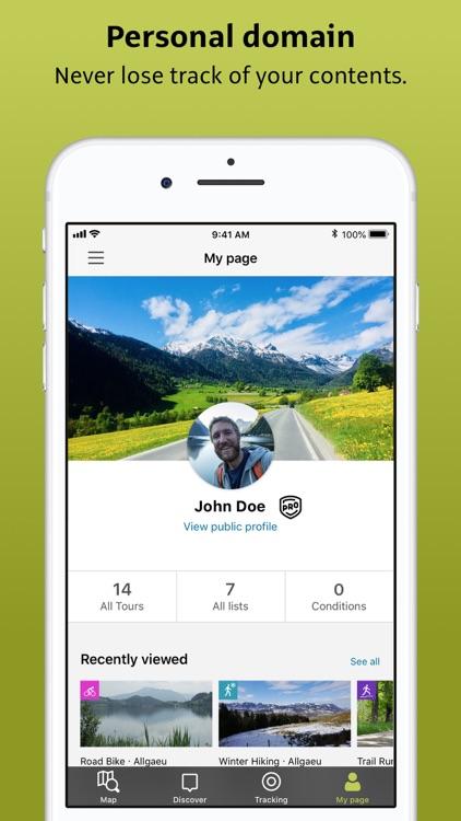 Outdooractive: Hiking & Biking screenshot-7