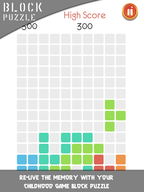 Blocks Puzzle 2019 screenshot 7