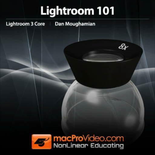 mPV Course For Lightroom 3