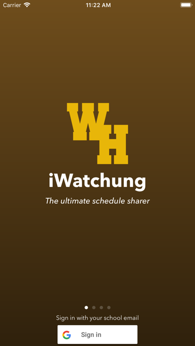 iWatchung - Watchung Hills HS screenshot 2