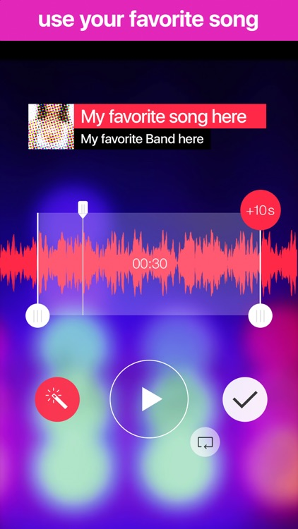 Ringtones for iPhone! (music) screenshot-3