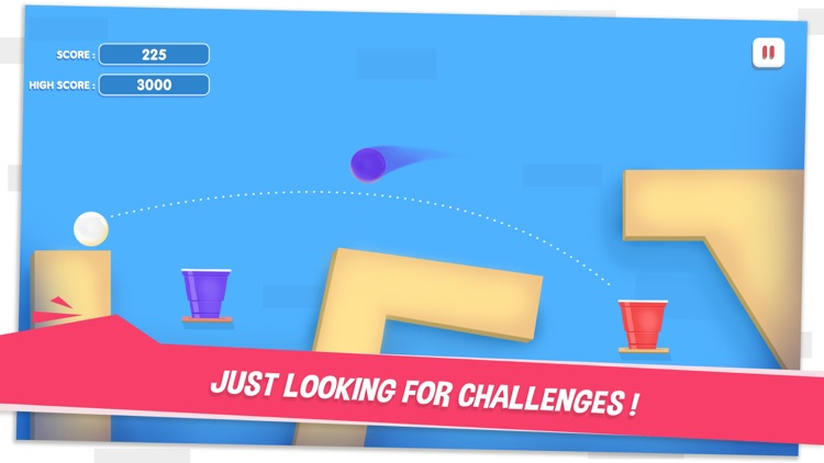 Tricky Beer Pong Challenge screenshot-0