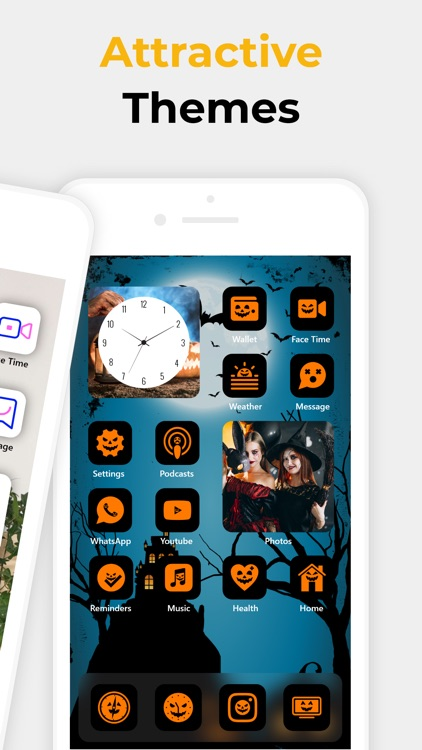 Icon Changer - Widget Theme