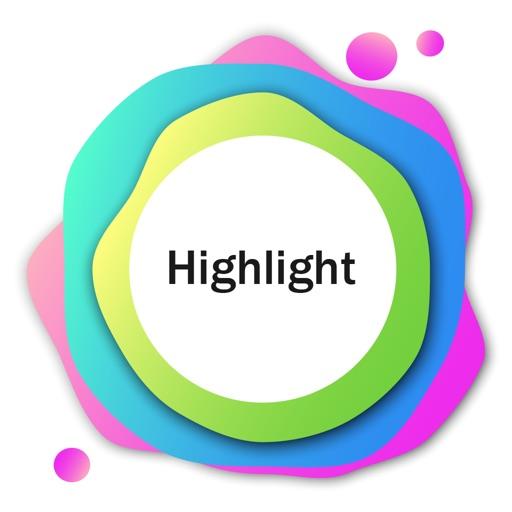 Highlight Story Cover Maker