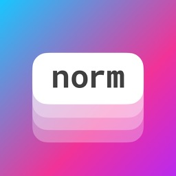 Norm - Widgets for Home Screen