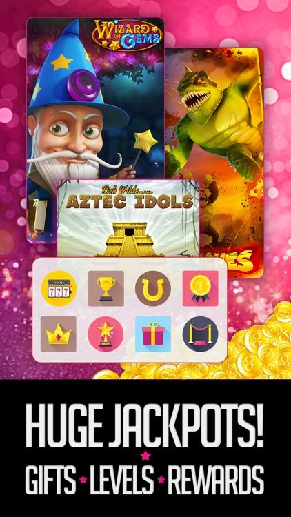 BOOM SLOTS: 60+ Vegas Slots screenshot-3
