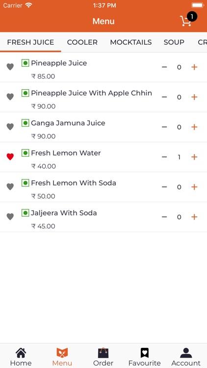 Zesty Treat Food Delivery screenshot-3