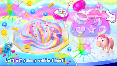 Unicorn Slime: Cooking Games screenshot 3