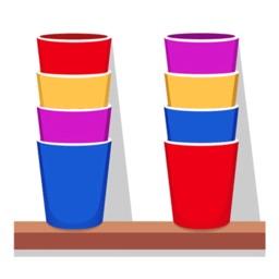 Cup Sort Puzzle