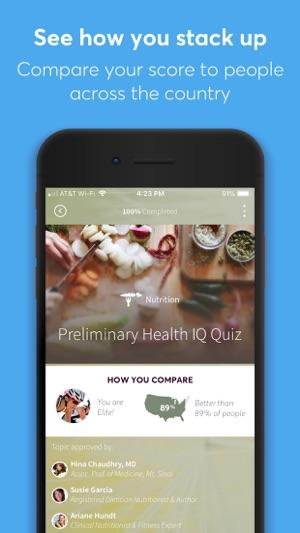 Health IQ on the App Store