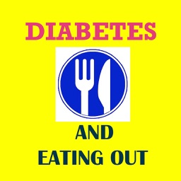 Diabetes and Eating Out - Fast Food and Blood Sugar Control App