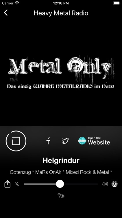 Heavy Metal Music & Hard Rock screenshot-4