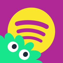 Ícone do app Spotify Kids