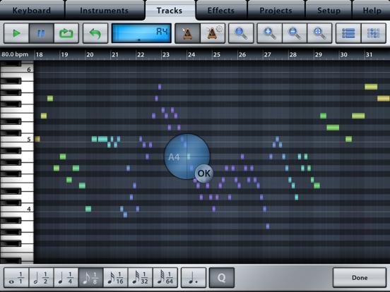 Music Studio Screenshots