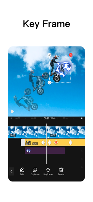 ‎VivaVideo - Video Maker&Editor Screenshot