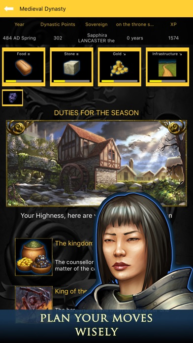 Medieval Dynasty Game of Kings screenshot 2