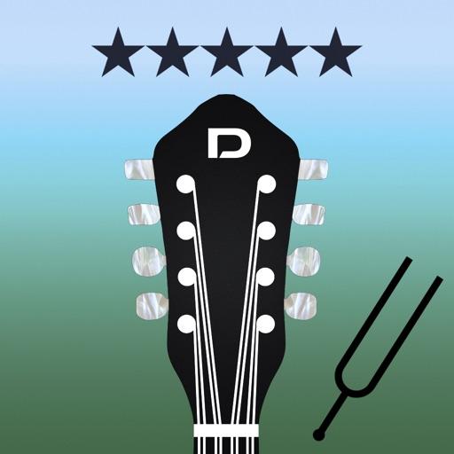 Mandolin Tuner and Chords