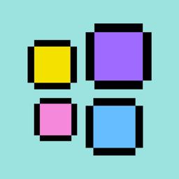 Ícone do app Pixel Widgetit