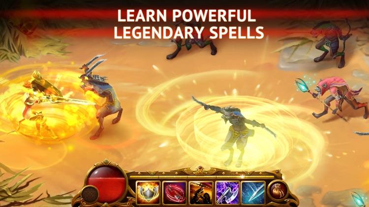 Guild of Heroes - fantasy RPG screenshot-5