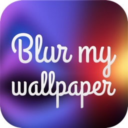 Blur My Wallpapers - Custom Your Background & Lock Screen on iPhone