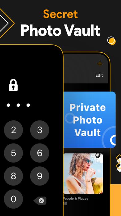 Secret Photo Vault - SPV Screenshot