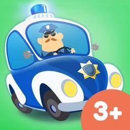 Little Police Station for Kids