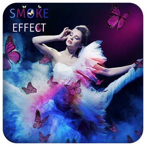 Smoke Effect Photo Maker