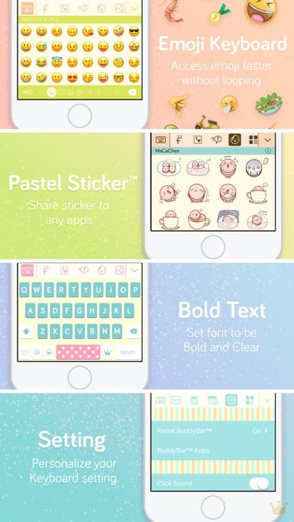 Pastel Keyboard - VIP Premium screenshot-7