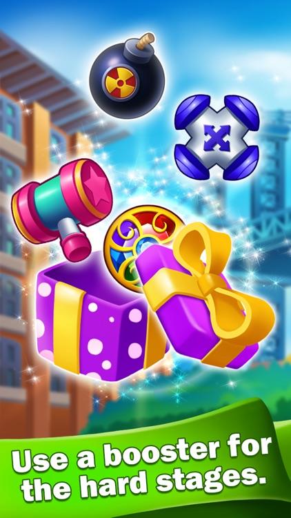 Jewels World Match 3 Puzzle
