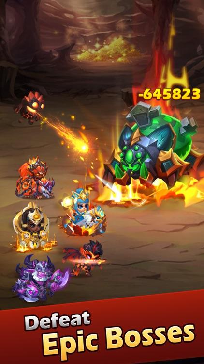 Taptap Heroes - Idle RPG screenshot-3