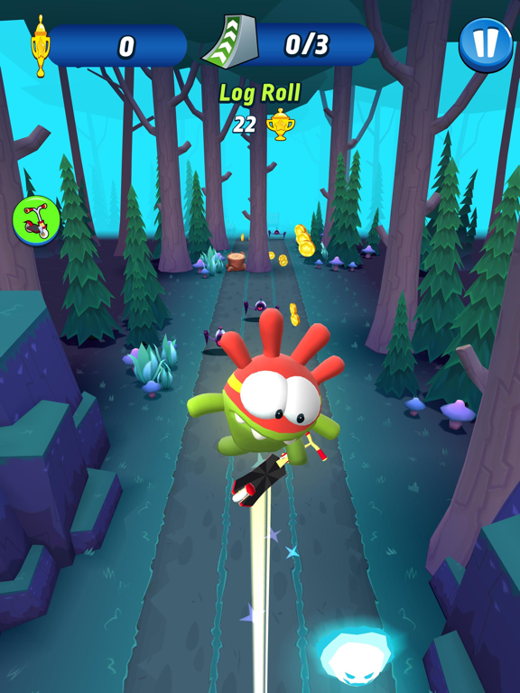 Om Nom: Run screenshot 14